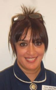 Sister Saria Tahir