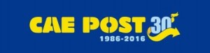 Cae Post 30th logo