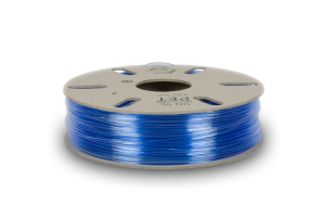 Recycled 3D printer ink - blue