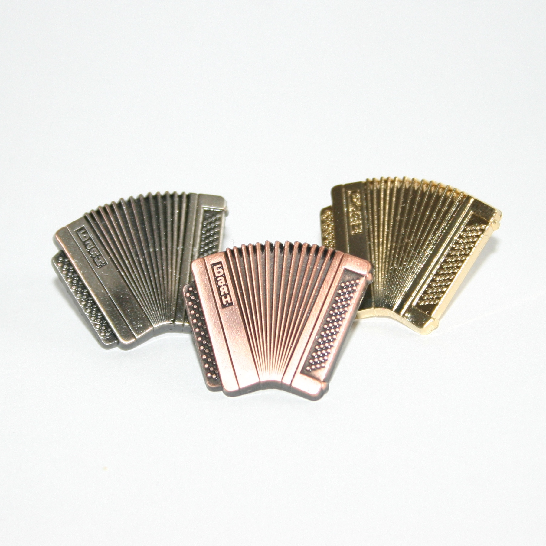 Accordion badges