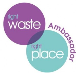 right Waste right Place logo