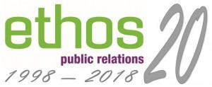 Ethos 20 logo