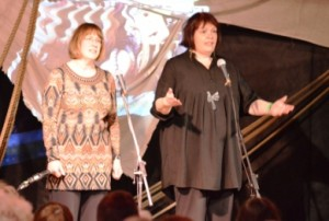 Hissy Fit at Ellesmere Port Sea Shanty Festival